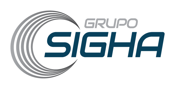 Logomarca do Grupo SIGHA.